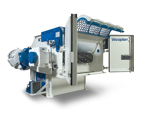 Single-Shaft Shredders