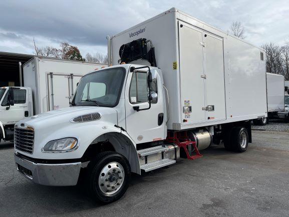 Pre-Owned Shred Trucks