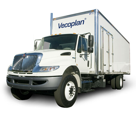 Vecoplan Shred Trucks