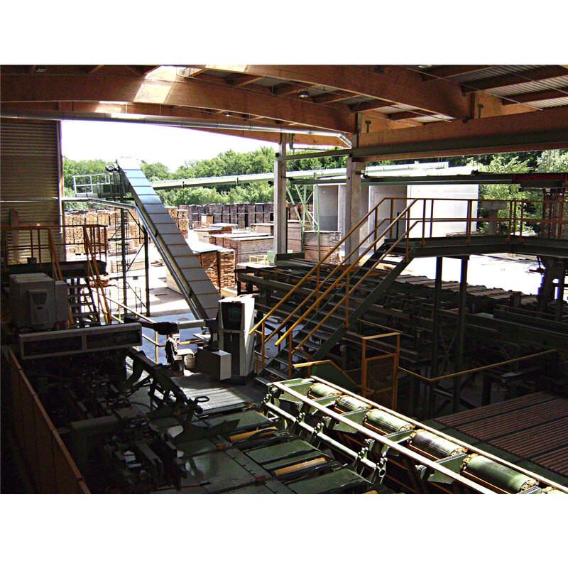 Drag-Chain Conveyors | Industrial Conveyors