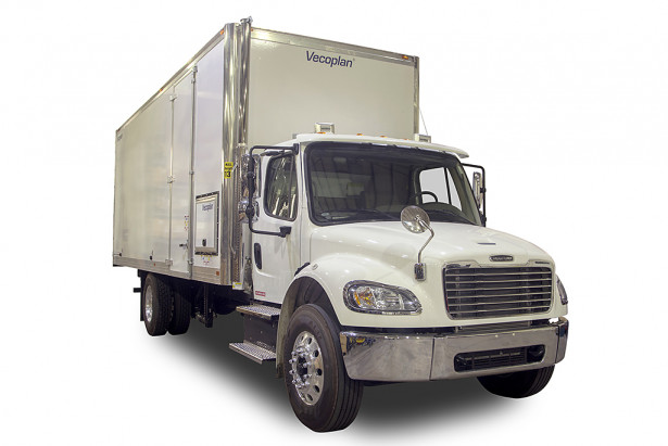 VST42e Shred Truck