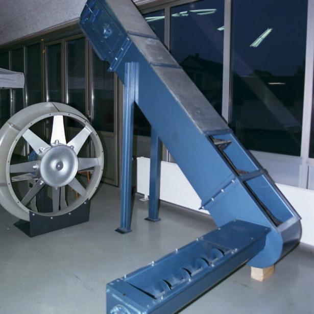 KKF300 1K ET-S Drag Chain Conveyor