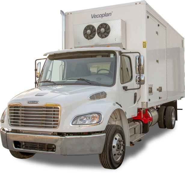 PT24 Shred Truck