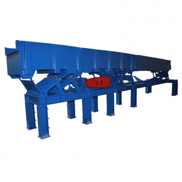 Series-8 Vibratory Conveyor