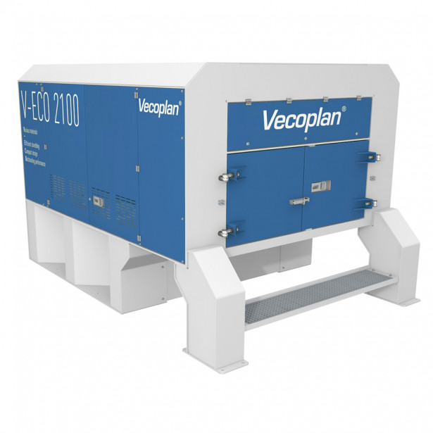 V-ECO 2100 Rotary Shredder