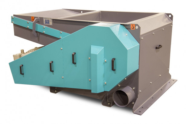 VHZ 1100 Rotary Shredder
