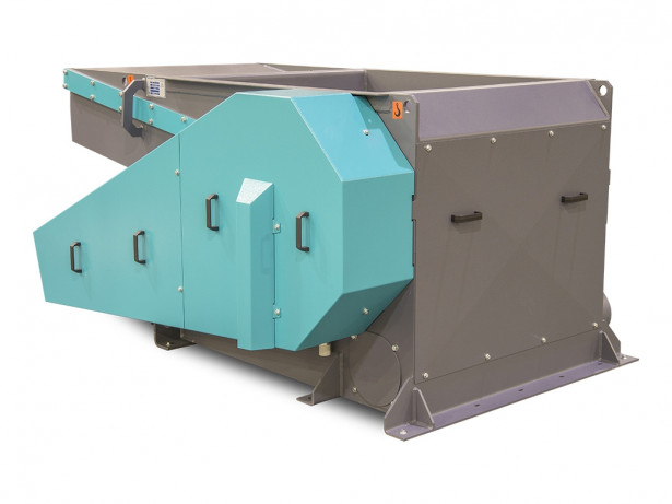 VHZ 1100-XL Rotary Shredder