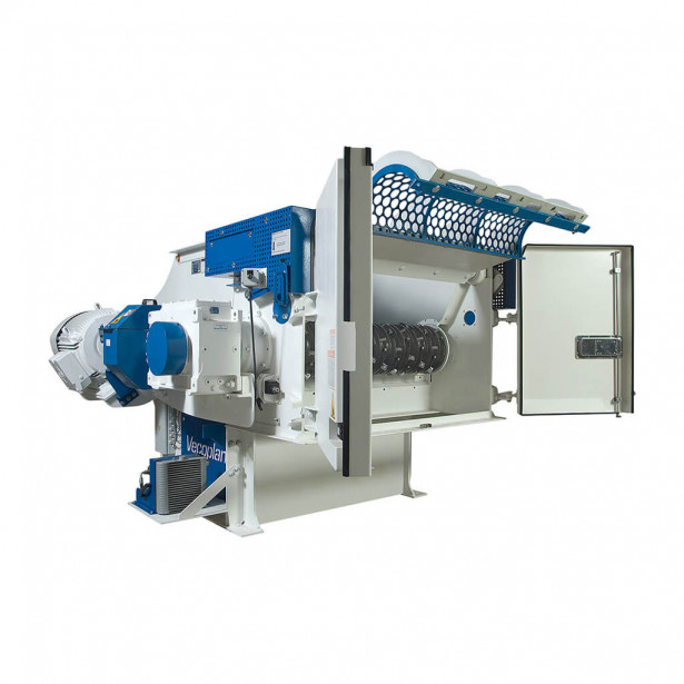 VAZ 1300 M MW Rotary Shredder