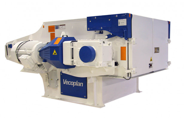 VAZ 1300 S Rotary Shredder