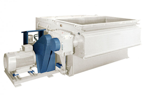 VAZ 2400 S Rotary Shredder