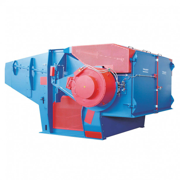 VAZ 2500 L Model Waste Shredder