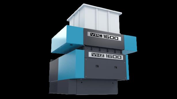 VPC 1600 Pre-Crusher