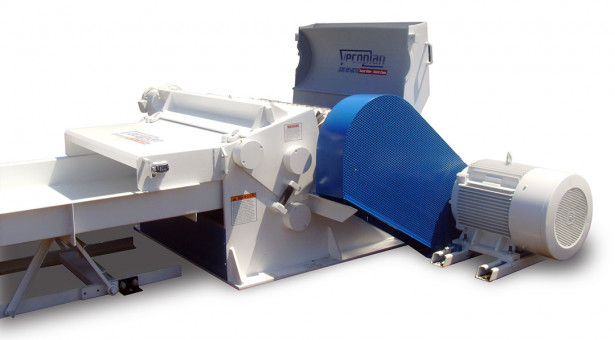 VTH 1250/120/2 VU Horizontal Shredder