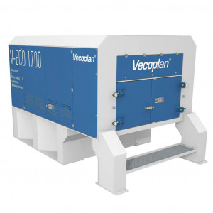 V-ECO 1700 Rotary Shredder