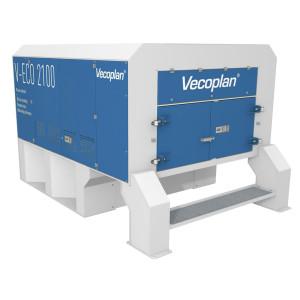 V-ECO 2100 Rotary Shredder