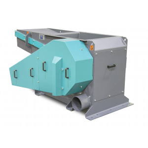 VHZ 600 Rotary Shredder