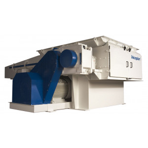 VAZ 1600 M FF Rotary Shredder
