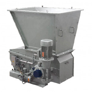 VAZ 600 XL MW Rotary Shredder