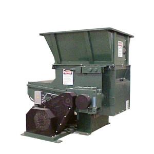 VAZ 800 XL MW Rotary Shredder