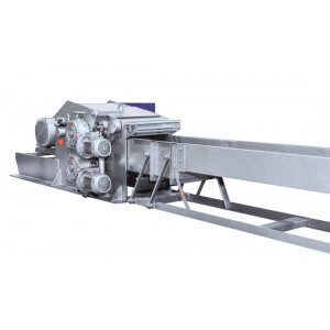 VTH 55/15/2 VU Horizontal Shredder