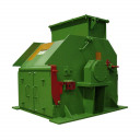 HR 35 Vertical Drum Chipper