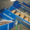 KKF 850/1050/1250/1450-2K-O Drag Chain Conveyor