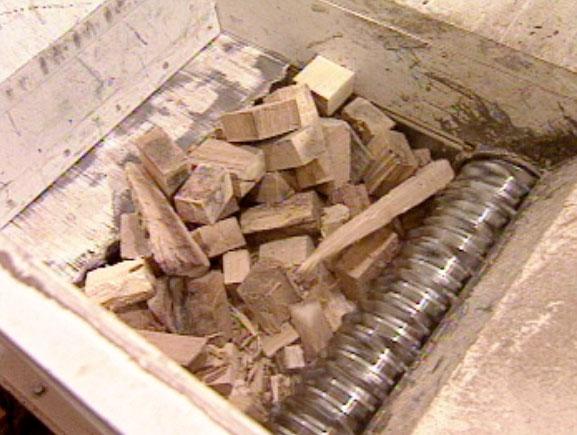 Wood Blocks | Vecoplan