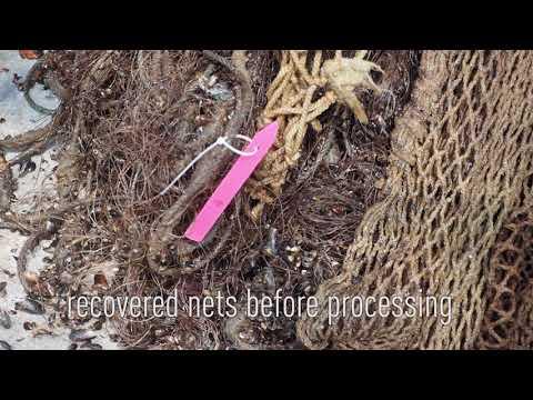 Vecoplan® Ghost Net Recycling