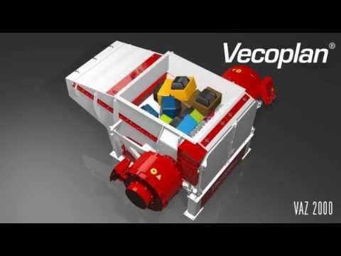 Vecoplan VAZ-2000 | Vecoplan