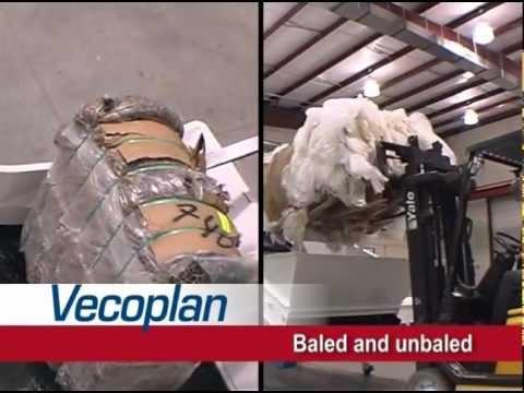 Plastic Shredding | Vecoplan