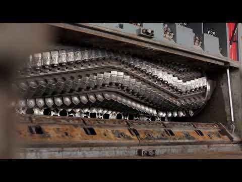 Vecoplan® RDF processing plant