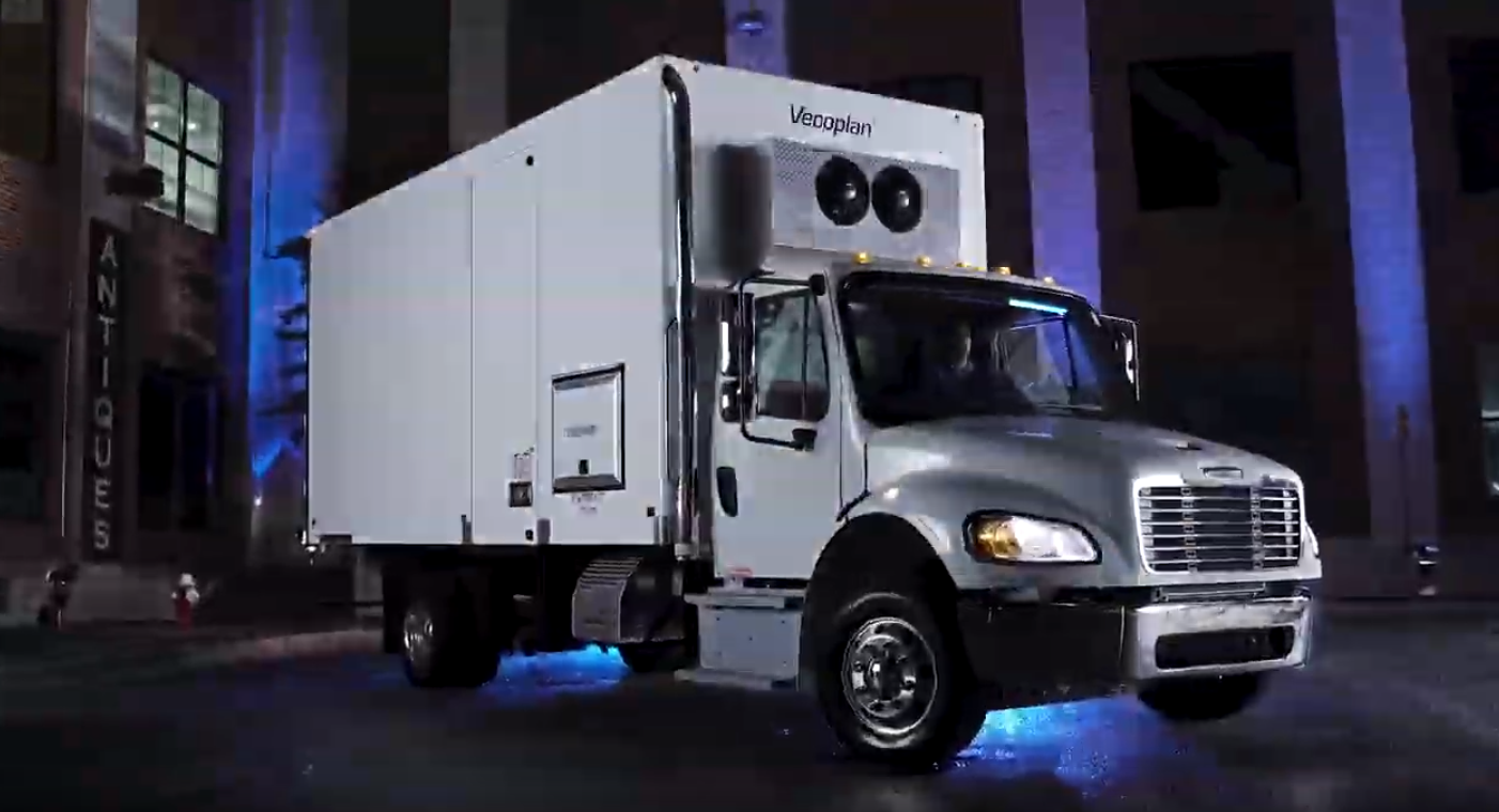Introducing Vecoplan PT24 Shred Truck Series for Mobile Paper Shredding