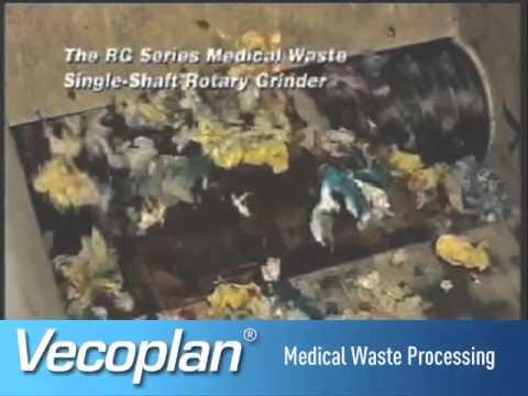 Med Waste Processing