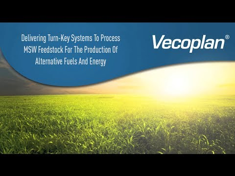Waste Processing Systems | Vecoplan