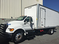 VST32 Shorty 2012 used shredding trucks