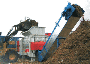 Wood Recycling Equipment - RETmagicC