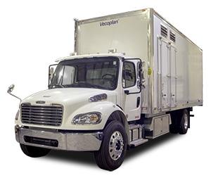 VST-42e Shred Truck