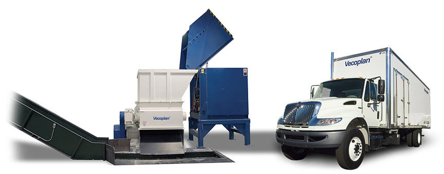 industrial paper shredder and shredders, waste paper recycling machine