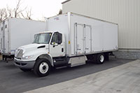 VST42e z Used Shredding Truck