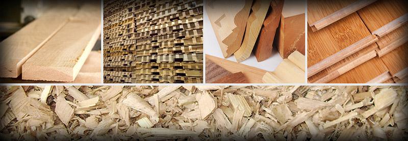 woodworking scrap wood biomass